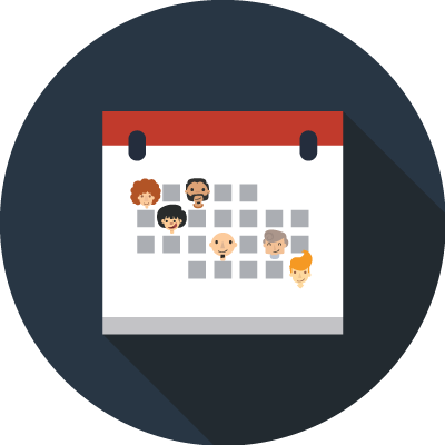 Clients love booking through your web scheduler